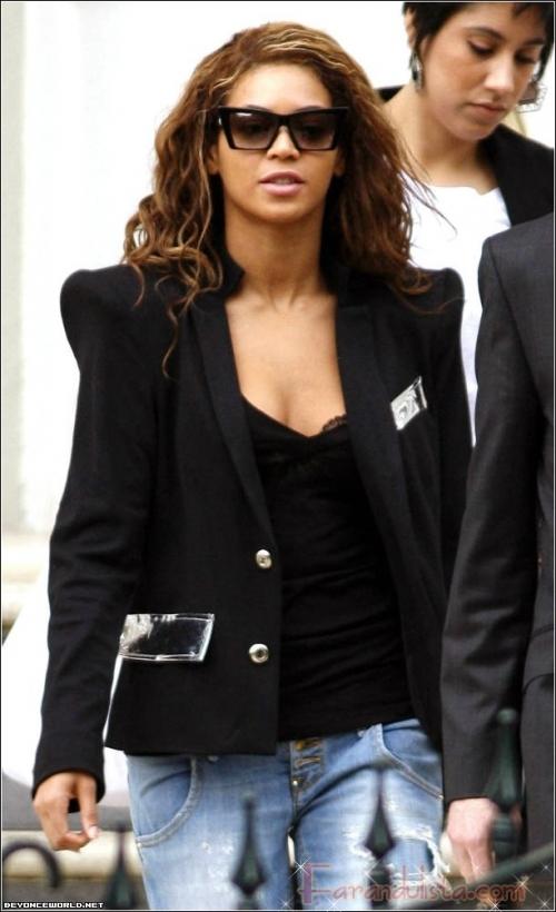 Beyonce perdio sus curvas?
