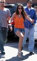 Britney Spears esta viva y con nuevo look!
