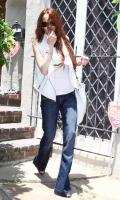 Lindsay sigue rogandole a Sam + El famoso chisme de Justin T