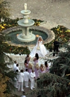 Fotos de la boda de Kendra Wilkinson en la Mansion Playboy