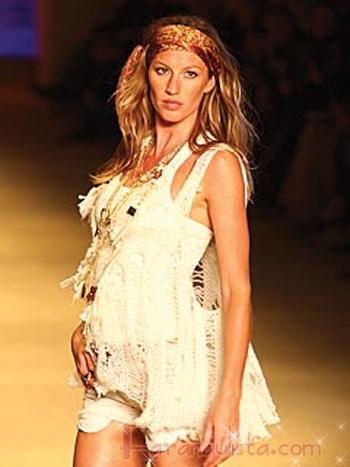 Guess What? Gisele Bundchen esta embarazada