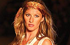 Guess What? Gisele Bundchen esta embarazada