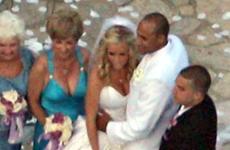 Fotos de la boda de Kendra Wilkinson en la Mansion Playboy