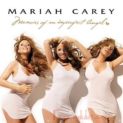 Mariah Carey 'Memories of an imperfect Angel' - Portada -