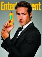 Ryan Reynolds es puro Entertainment HOT HOT!