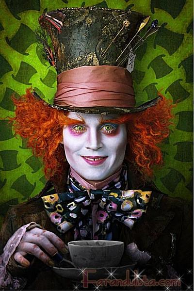 Ahora tendre pesadillas... Primeras fotos de Wonderland