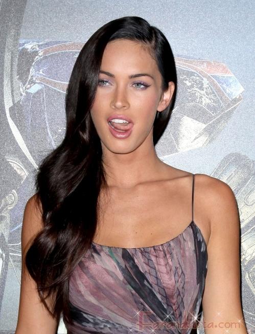 Megan Fox lavo un ferrari para obtener su papel en Transformers