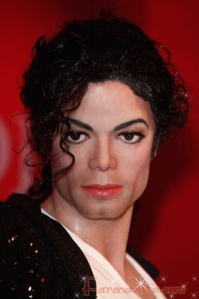 Madame Tussaud Londres revela figura de Michael Jackson