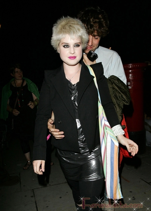 Kelly Osbourne llama a Lady Gaga Butter Face (UPDATE!)