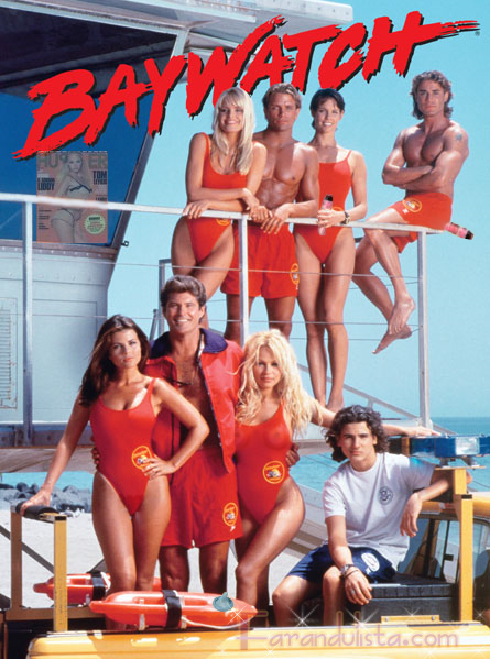Baywatch sera una comedia - Gossip Links!!