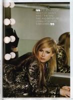 Avril Lavigne cambia su estilo para Elle Canada