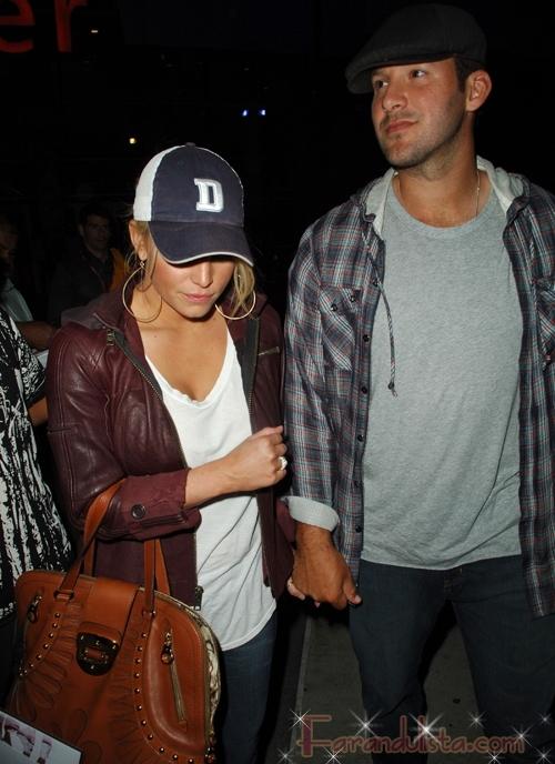 Tony Romo dejo a Jessica Simpson por culpa de John Mayer
