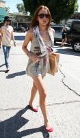 Lindsay Lohan de compras en Malibu