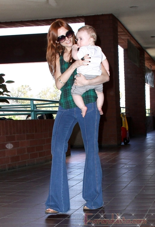 Ashlee Simpson y Bronx Mowgli - Gossip Links!!