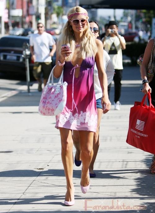 Paris Hilton dice que no es tonta ni una cualquiera