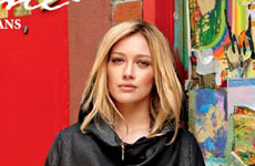 Hilary Duff para Femme for DKNY Jeans