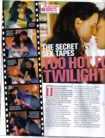 Twilight Robert Pattinson y Kristen Stewart tienen un sex tape? LOL!