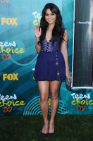Vanessa Hudgens en los Teen Choice Awards 2009