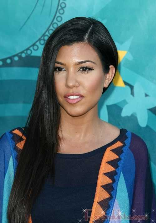 Kourtney Kardashian EMBARAZADA! - Hot Gossip Links!