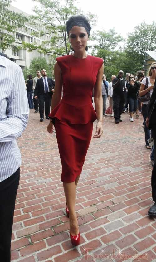 Victoria Beckham regresa como juez de American Idol
