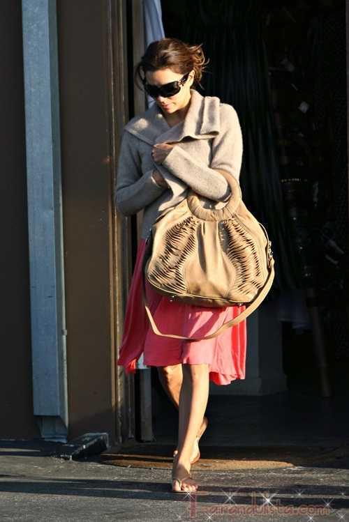 Y el estilista de Eva Longoria?