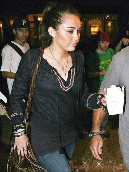 Miley Cyrus: No estoy aqui para decir que soy perfecta
