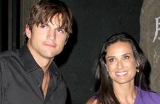 Demi Moore y Ashton Kutcher la pareja mas HOT?