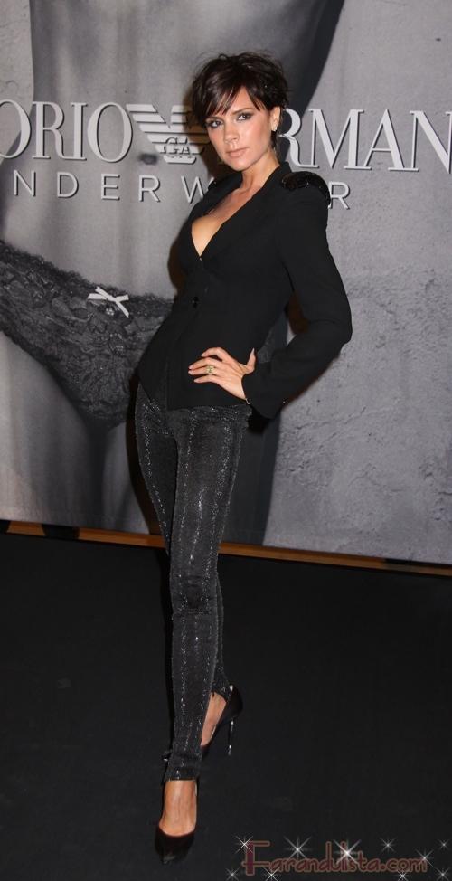 Victoria Beckham renuncia a Armani - Megan Fox la reemplaza?