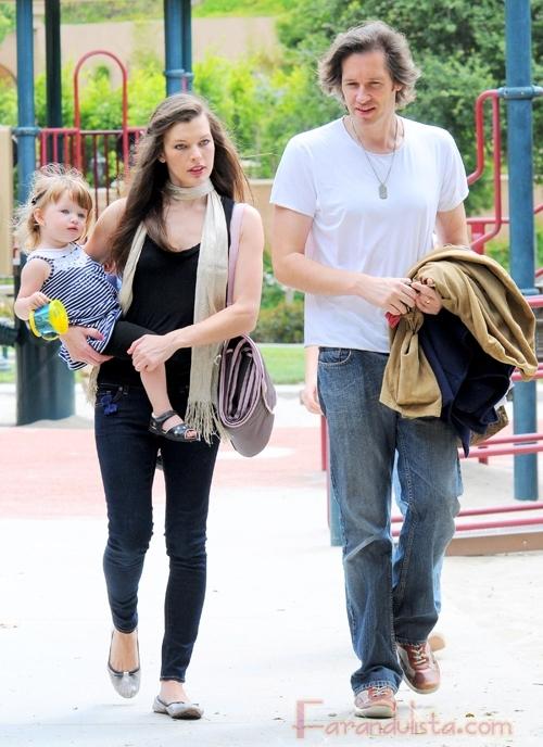 Milla Jovovich finalmente se casara con Paul W.S. Anderson
