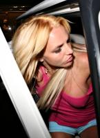 Britney Spears vuelve al rubio