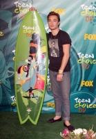 Chace Crawford y Ed Westwick en los Teen Choice Awards 2009