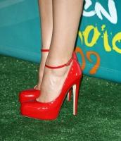Leighton Meester en los Teen Choice Awards 2009
