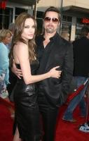 Angelina Jolie y Brad Pitt - Premier Inglourious Basterds L.A