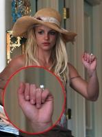 Britney Spears en una tarde de compras