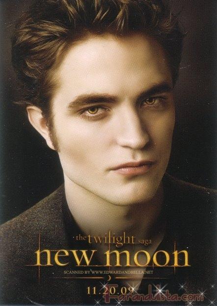 Twilight New Moon Posters y fechas de Estreno a Nivel Mundial