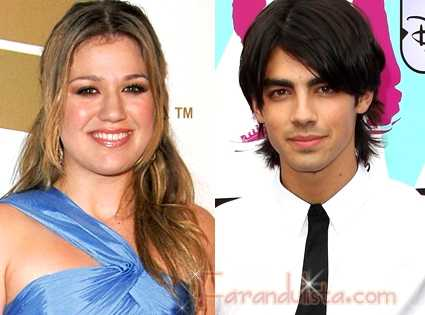 Kelly Clarkson y Joe Jonas jueces en American Idol!