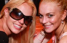 Britney Spears y Lindsay Lohan estuvieron celebrando juntas