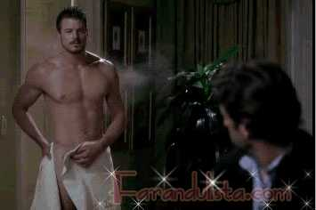 McSteamy (Eric Dane) tiene un Video desnudo... DESNUDO!