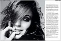 Lindsay Lohan en Elle UK (la sesion de las joyas robadas)
