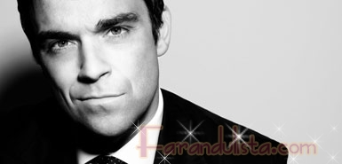 Robbie Williams esta de vuelta!!! Yaaay!