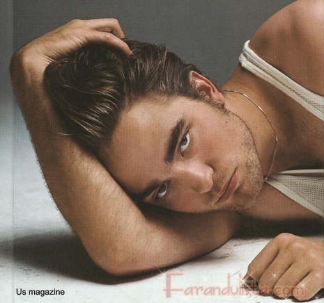 Robert Pattinson es el Hombre Mas sexy del Mundo - WTF?