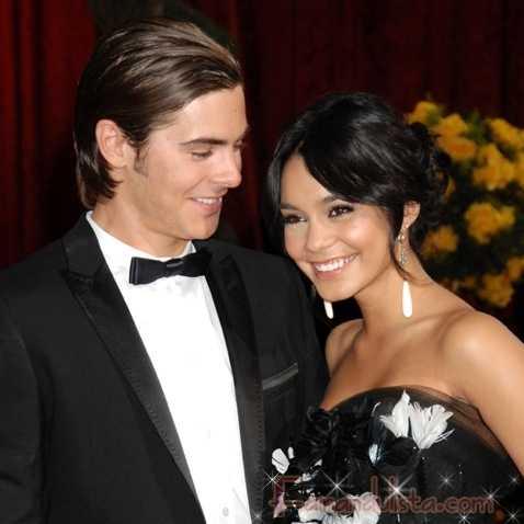 Zac y Vanessa no estan comprometidos - Gossip del fin de semana!