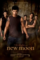 Tres nuevos posters de The Twilight Saga: New Moon