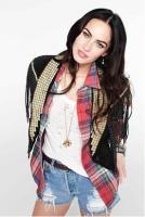 Megan Fox no quiere que la gente se canse de verla - Nylon Magazine