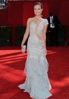 Olivia Wilde (House) espectacular en los Emmy Awards 2009