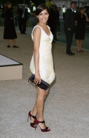 Celebs en el Burberry Fashion Show