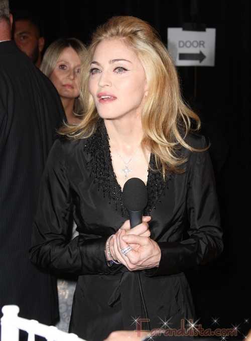 Madonna se siente halagada de ser comparada con Lady Gaga