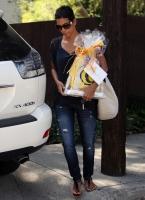 Halle Berry dejara de comer hamburguesas