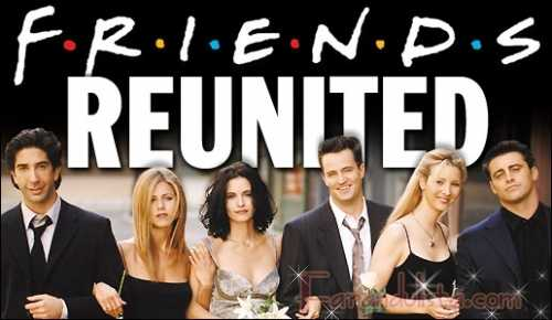 'Friends' no se llevara la gran pantalla! Sad!