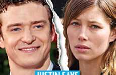 Justin Timberlake y Jessica Biel Terminan? No way!!